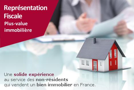 Représentation Fiscale (Plus-values immobilières)